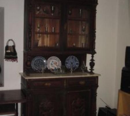 vitrina muy antigua