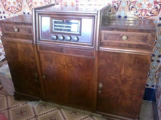 aparador y mueble bar