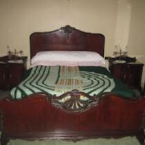 Vendo dormitorio completo de mediados S. XX de madera