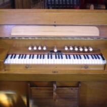 Vendo organo musical antiguo