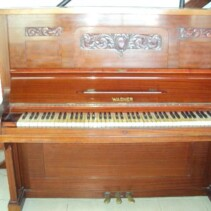 Vendo piano vertical Wagner
