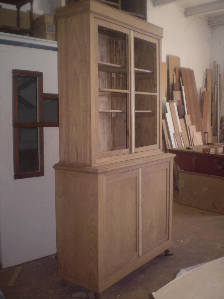 Restaurar muebles de madera antiguos proceso de - Restaurar muebles de madera ...