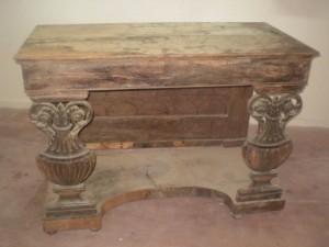 Galer a restauracion muebles y madera for Restaurar mueble antiguo a moderno