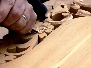 tallista en madera